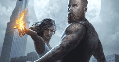 Review: Uncanny Collateral by Brain McClellan