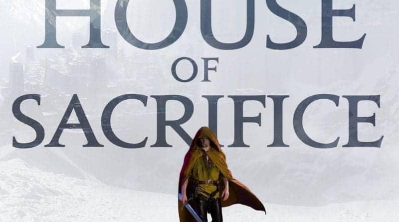 House of Sacrifice by Anna Smith Spark Review