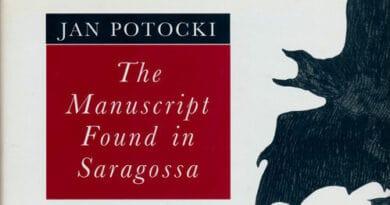 Jan Potocki book cover