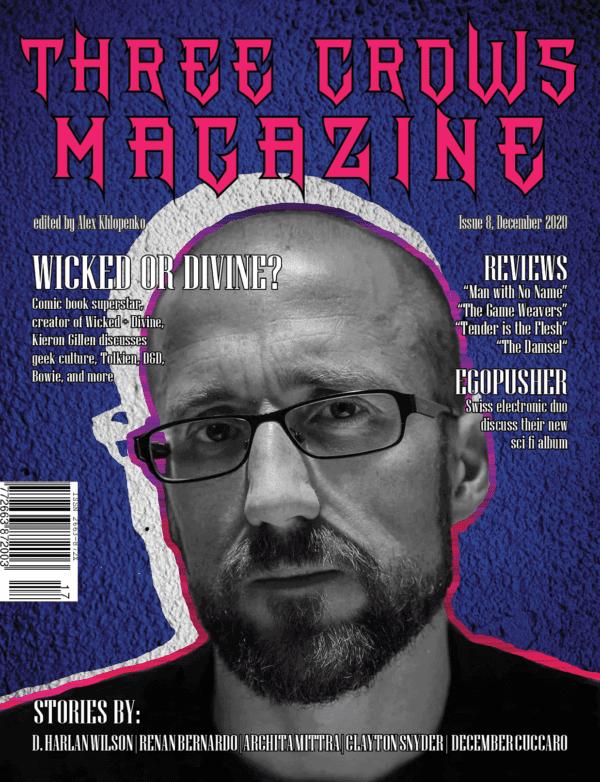 Three Crows Magazine Issue 8