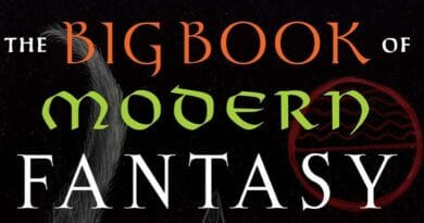 REVIEW: The Big Book of Modern Fantasy by Ann and Jeff VanderMeer