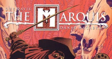 """REVIEW: """"The Marquis"""" by Guy Davis"""