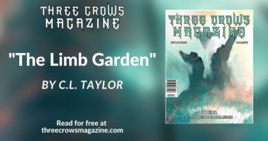 """""""The Limb Garden"""" by C. L. Taylor"""