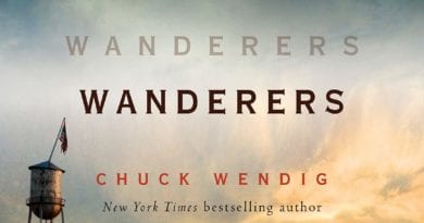 Chuck Wendig's The Wanderers: Book Review