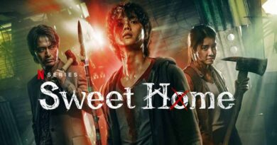 """TV REVIEW: """"Sweet Home"""" K-Drama"""